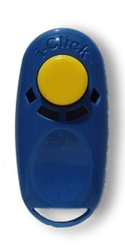 blue clicker