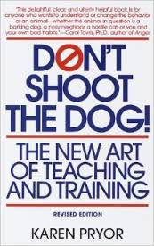 Don't shoot the dog book cover