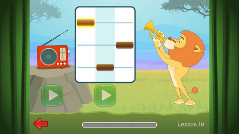 Music Learning Lab screen shot