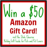 stalcheerios - win $50 amazon gift card