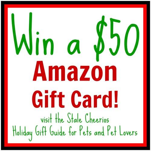 stalcheerios - win $50 amazon gift card