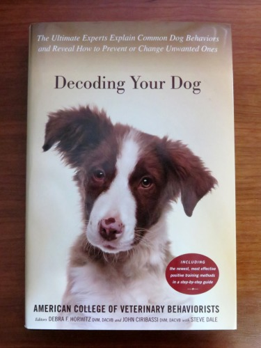 Cover of the book Decoding Your Dog