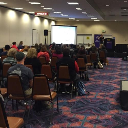 ClickerExpo - Kathy Sdao - cues lecture