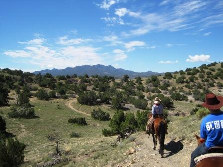 new mexico horseback riding 7